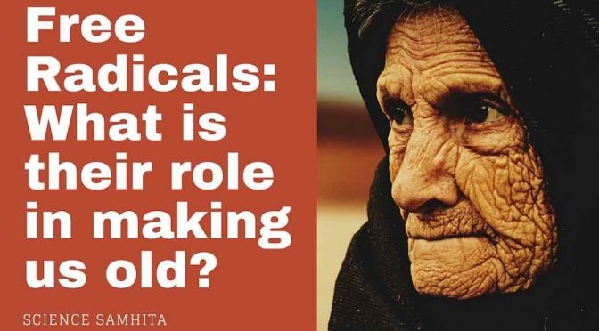 Free Radicals: What is their role in making us old?